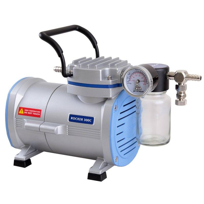 Rocker PTFE-coated Chemical Resistant Lab Pumps
