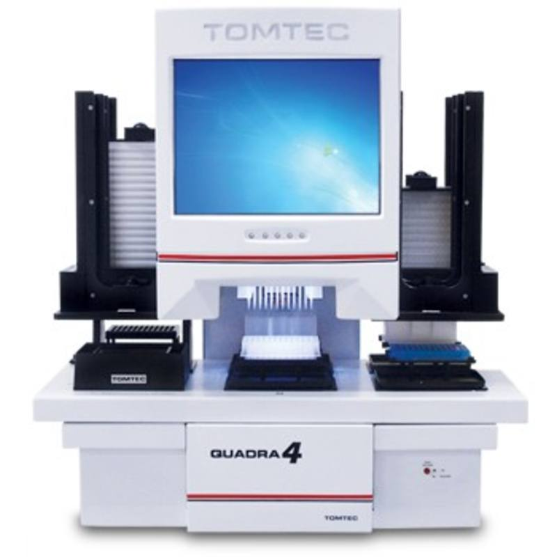 Tomtec Liquid Handling Workstations