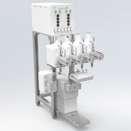 Analytik Jena CyBio Drop automated liquid handler