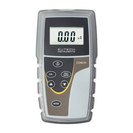 EUTECH CONDUCTIVITY HANDHELD METER KIT