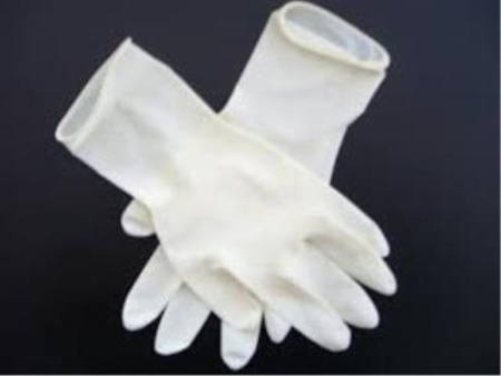 HandPlus+ Latex Gloves Low Powder - Large