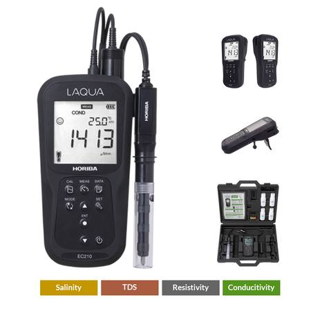 Horiba Conductivity Meter Kit (EC210K)