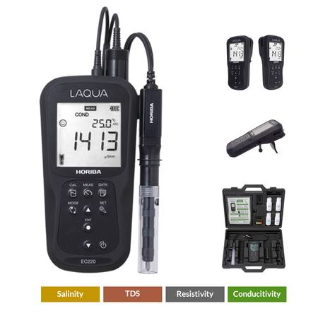 Horiba Conductivity Meter Kit (EC220K)