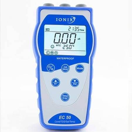 EC 50 complete Conductivity meter kit