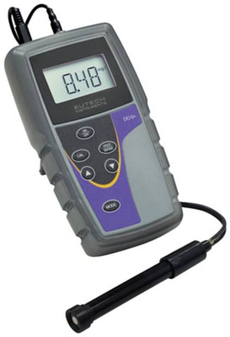 DO6+ Dissolved Oxygen meter, 1m cable