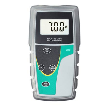 EUTECH PH/ORP HANDHELD METER KIT WITH ATC
