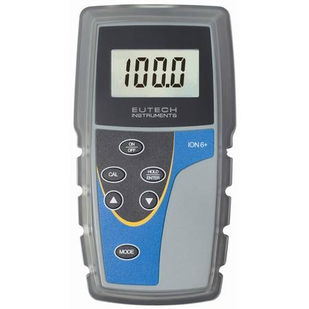 ION 6+ Ion Specific meter