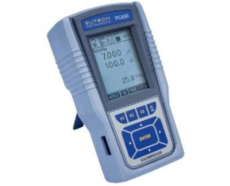 Cyberscan PC 650 Multi Parameter meter kit