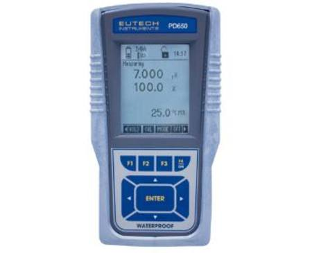 Cyberscan PD 650 Multi Parameter meter kit