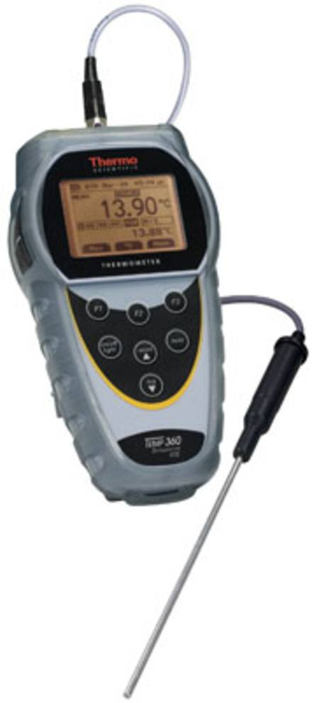 TEMP 360 RTD Data Logging Thermometer