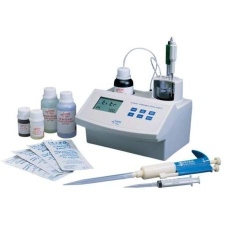 Hanna Instruments Total Acidity Mini Titrator for Wine Analysis