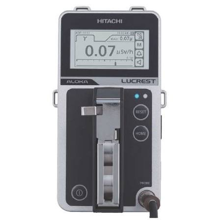 Hitachi Lucrest Survey Meter
