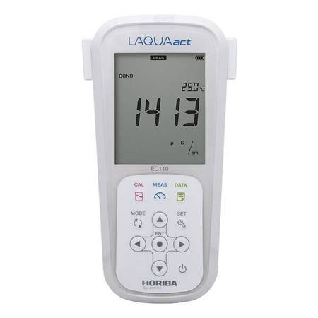 Horiba EC110 waterproof handheld meter kit