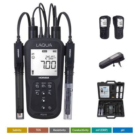 Horiba Multi-Parameter Meter Kit (PC210K)