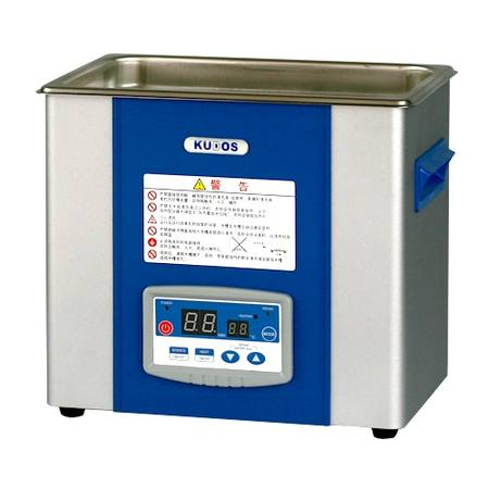 Kudos SK-BT Heating Series: 35kHz 3-22.5L Heating Ultrasonic Cleaner