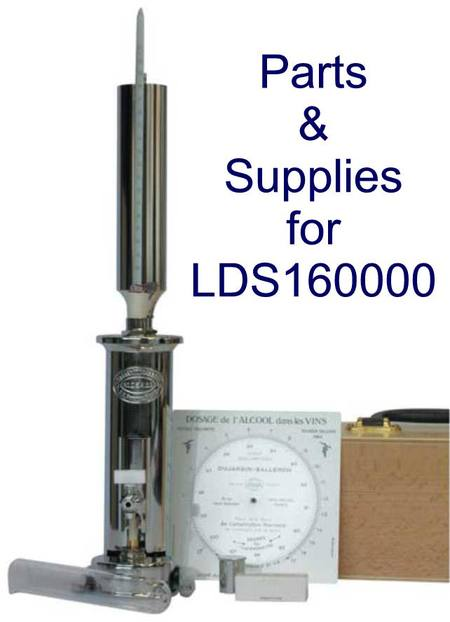 LDS Water-wine Measuring Tube