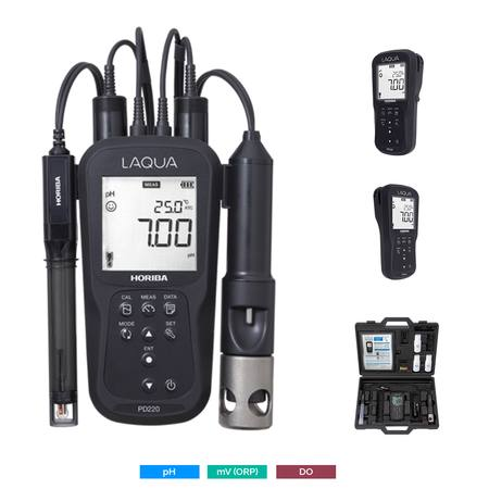 HORIBA MULTI-PARAMETER HANDHELD METER KIT