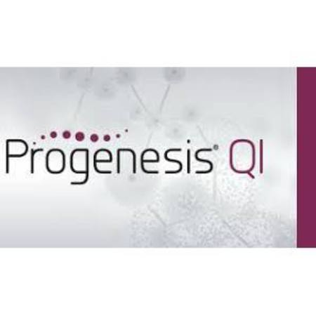 Waters Progenesis QI software